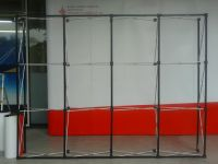 Backdrop ฉากหลัง(pop up pull frame)3x4ช่อง